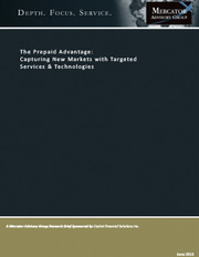 The Prepaid Advantage: Capturing New Markets with Targeted Services &...