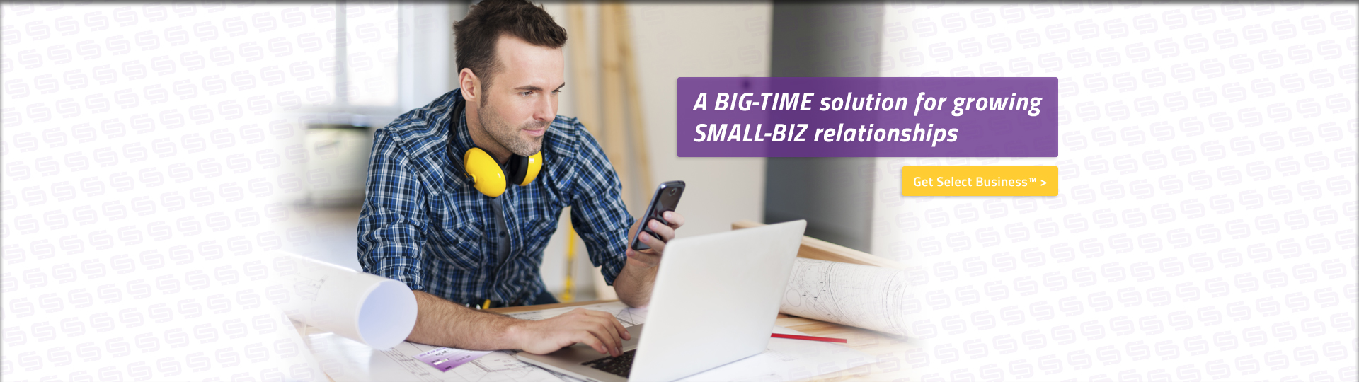 A BIG-TIME solution for growing SMALL-BIZ relationships